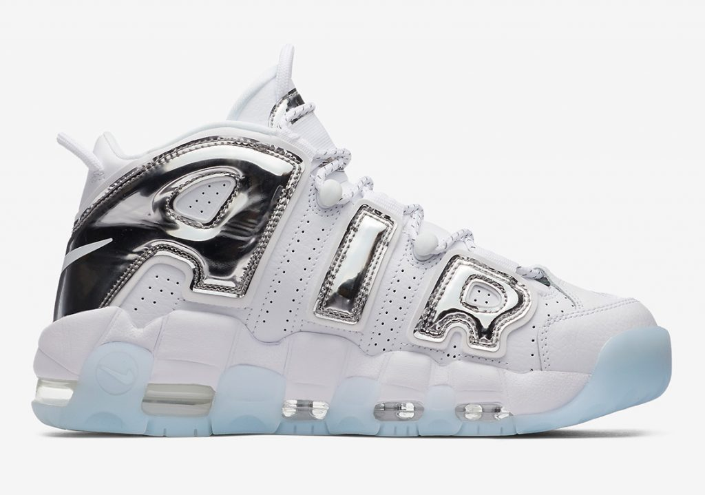 Nike Air Uptempo White Chrome (4)
